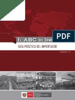 ABC Del Comercio Exterior Guia Del Importador Volumen III
