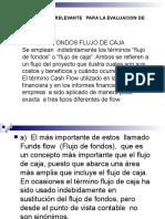 Flujo de Caja Formulacion y evaluacion de proyectos
