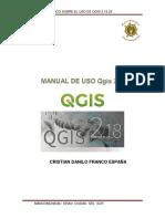 Manual de Uso Qgis 2018
