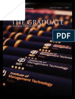 The Graduate Vol 8 Issue 1