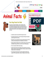 Animal facts for kids
