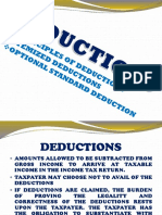 Deductions v2.0