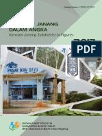 Kecamatan Karusen Janang Dalam Angka 2017