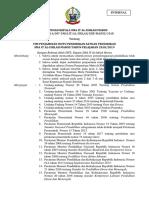 2018-2019 SK Tim Penjaminan Mutu Pendidikan Satuan Pendidikan