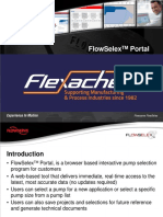 FlowSelex Training Portal