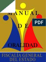 Manual de Litigacion de La Fiscalia Del Ecuador