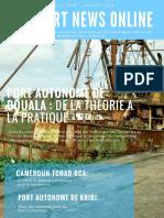 Port Autonome de Douala, De La Théorie à La Pratique