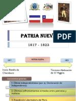 Patria Nueva