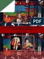 Constantino Parente - Teatro Kabuki, Manual Básico Para Entender Este Arte Tradicional Japonés