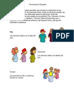 Formaciones-Grupales
