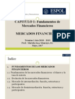 Mercados Financieros_Capítulo1