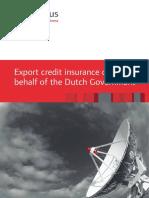 Olanda exportul