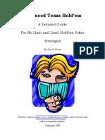 Ebook Poker Statistics And Appendix Advanced Texas Holdem Vol 6 50 Pgs.pdf