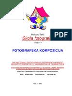 Škola Fotografije FOTOGRAFSKA KOMPOZICIJA - Đulijano Belić