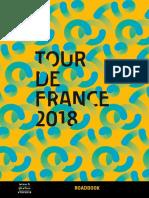 2018 Tour de France Roadbook