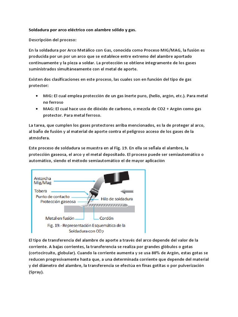 7d11417f1e34 Soldadura Por Arco Electrico Con Alambre Tubular