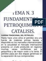 Tema n 3 Fundamentos de Petroquimica y Catalisis