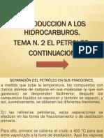 Tema n 2 El Petroleo