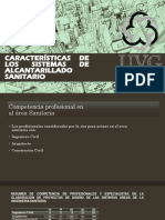 Caracteristicas Del Agua Residual COMPONENTES
