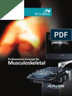 E-CUBE 9 Catalog - Musculoskeletal