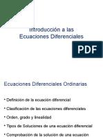 Introduccion a Las EDO