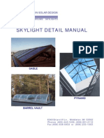 Skylight Detail Manual