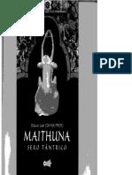 Maithuna - Sexo Tântrico