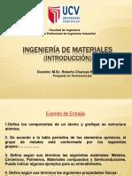Ingenieria de Materiales Clase 1_ Introduccion