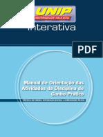 Manual Prática de Ensino Integração Escola e Comunidade