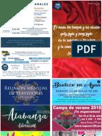 Boletín - Julio 2018