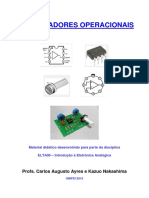 Apostila de Amplificador Operacional _ Unifei_ELTA00