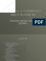 2527149 Ecommerce and Its Business Model