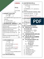 Formulario Geometricos de Voladura Superficial -2014-i
