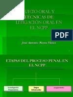 4.- Dr. José Antonio Neyra Flores - Juicio y Litigación Oral