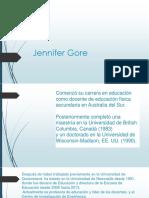 Jennifer Gore Anyon King