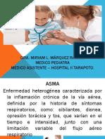 1. Dra. Miriam Asma