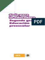14. Guía para la educadora. Segundo grado.pdf