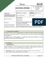 AI 7-09 Informe Auditoria Servicio Post-Venta