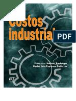 Edoc.site Costos Industriales Escrito Por Francisco Javier j
