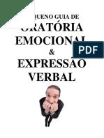 Oratoria Emocional - Básico - Apostila (1)