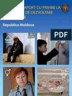 Al Doilea Raport Privind Obiectivele de Dezvoltare a Mileniului