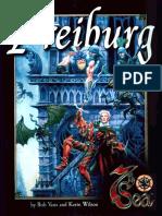 7th Sea - City of Freiburg