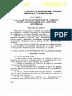 C 056 - 85 Verificarea Constr - Caiet 25 - Retele Ext Telecomunicatii