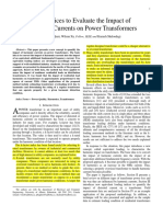 XfrmrLoading Paper V4 - New Indices to Evaluate the Impact of Harmonic Currents on Power Transformers