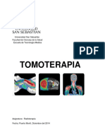 Infome Tomoterapia RT