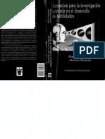 Moreno Bayardo - 2002 - Formación para la investigación.pdf