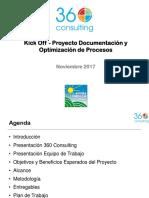 Contrato - Kick Off Del Proyecto Siembra