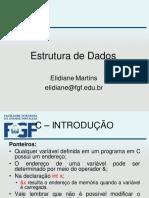 08 - Introducao C - Ponteiros