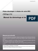 ER2 Disassembly-Assembly Manual French (Rev.0908-MC-00)