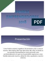 Padres Emprendedores 2018